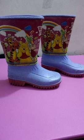 Botas de Caucho Winnie Po