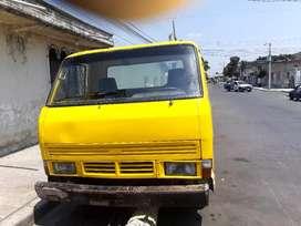 Vendo camioncito mitsubishi canter con cabina y transmision kia