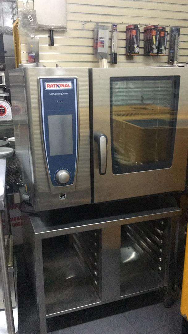 Horno Rational scc061 0