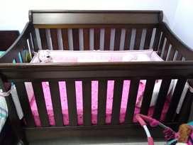 Cuna 4en1 para bebe