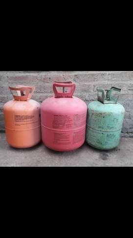 Garrafas de aire acondicionado vacias (3)