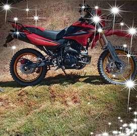 Vendo moto marca REAL 250