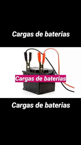 CARGA DE BATERIAS.