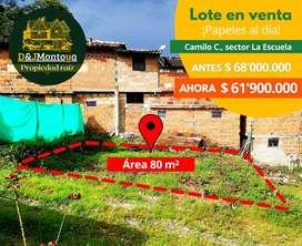Lote en Amagá ¡Gran oportunidad de inversión!