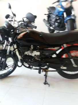Se vende motos con sólo 3 meses de uso todo aldia