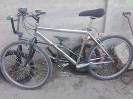 Vendo bici todo terreno