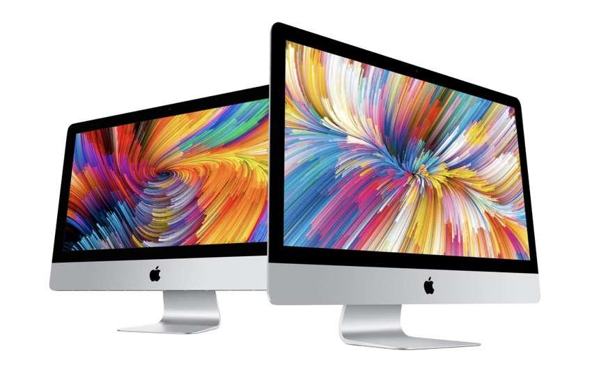 Nuevo iMac 27 2017 4.2GHz Core i7 Boost 4.5GHz 1TB 8GB Radeon Pro 0