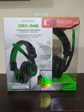 Aurículares GRX-340 para Xbox one y nintendo switch