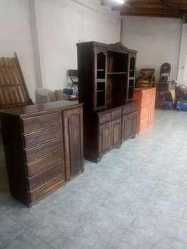 Hacemos todo tipo de muebles a medidas con entrega y cuota