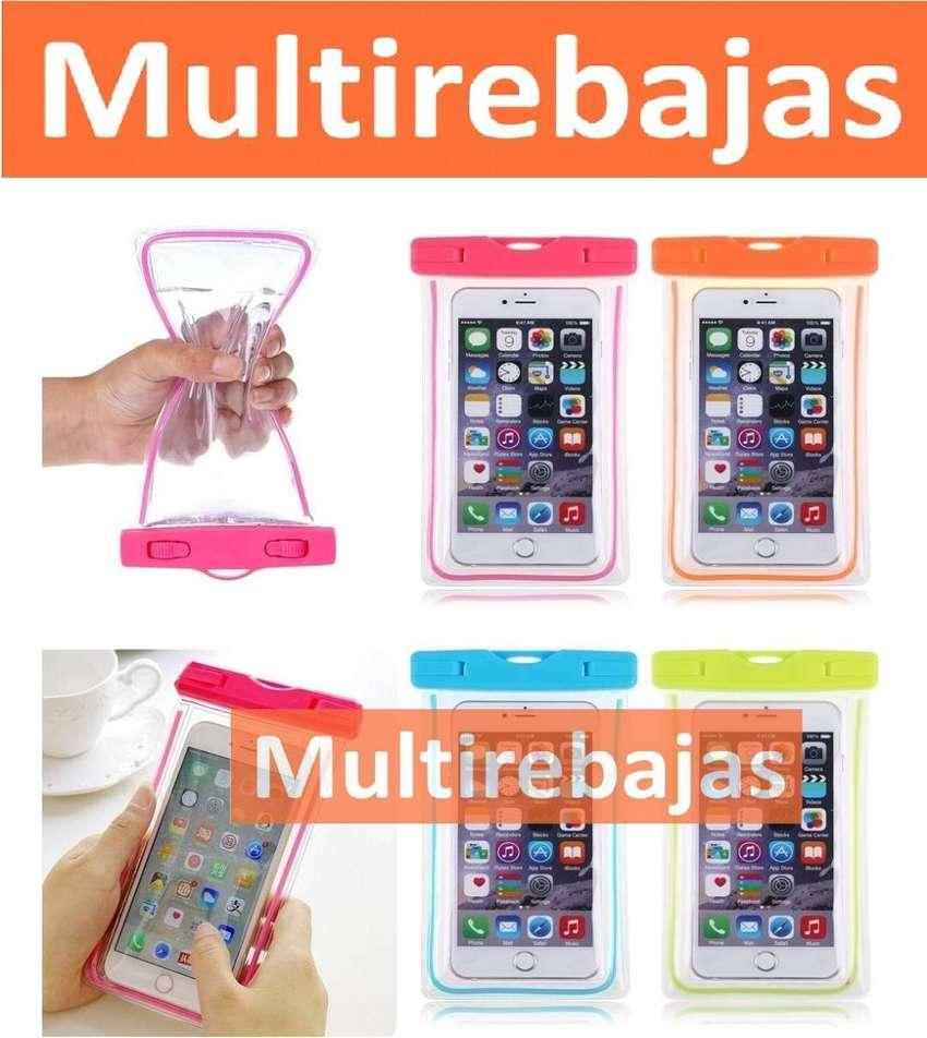 Forro De Celular, Protector Contra Agua Y Polvo 0