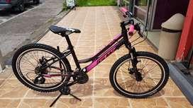 Bici GW de mujer rin 24