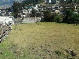 Venta de Terreno San Bartolo, La Argelia alta, Sur de Quito, cerca al CC. El Recreo, con espectacular vista