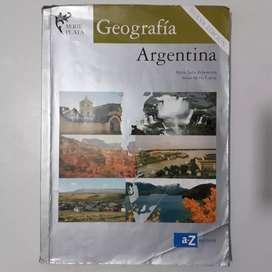 Geografía de la Argentina, Serie plata, Echeverría Capuz
