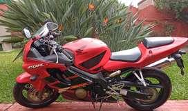 Vendo Honda CBR600FSport (Jap)
