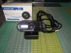 CÁMARA WEB CAM FULL HD 1080p
