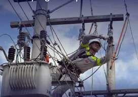 Servicios en electricidad las 24 horas (24/7) certificado por minas y energía