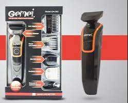 Maquina Barbera Profesional Gemei Gm-583, 5 En 1 Original