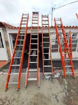 Escaleras dielectricas, alquiler