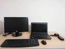 Lenovo Thinkpad E440 I7-4702mq, 256gb Ssd, 12gb Ram