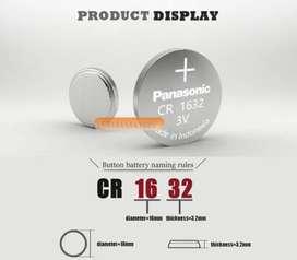 Pila Panasonic Cr1632 1 Unidad Cr 1632 Dl1632 3v Reloj Calc