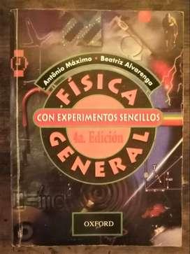 Física General Con Experimentos Sencillos