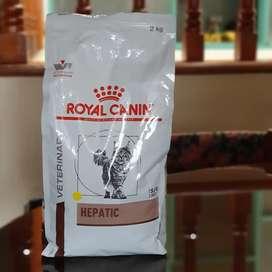 Comida hepatica royal canin como nueva