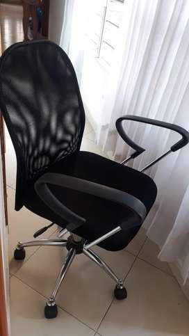 Vendo silla de oficina