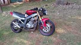 Moto mondial 200cc año 2011