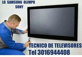 Reparamos tus televisores