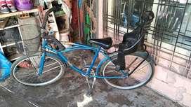 Vendo bici así como se ve en la foto