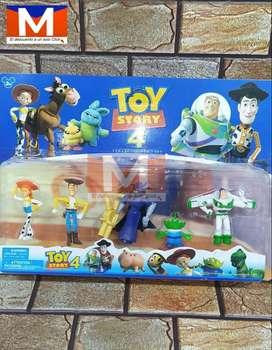 Juguete De La Película Toy Story  4