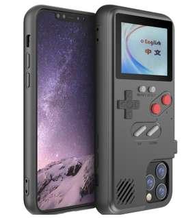 Case iphone retro game