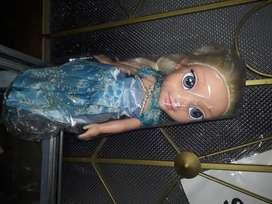 Muñecas Frozen tengo Nuevas & usadas Frozen Ana y Elsa el precio varia Deacuerdo al tamaño
