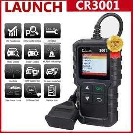 Escáner Automotriz Launch X431 Cr3001