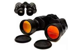 Binoculares Prismáticos 20x50 Filtro Uv / Binoculares 30x60