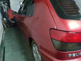Peugeot equinoxe diesel 5 puertas