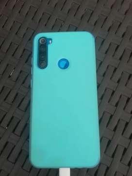Vendo Xiaomi redmi note 8 en buen estado