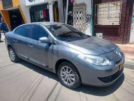 Se vende o se permuta por mayor valor Renault Fluence 2012