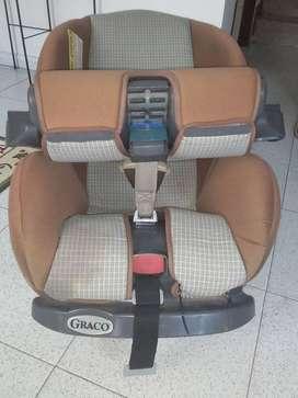 silla bebe auto