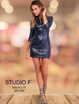 Vestidos studio f y ela NEGOCIABLES