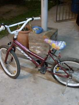 Vendo Bici Nena Como Nueva