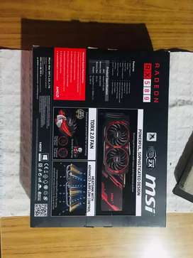 VENDO PLACA RX 580