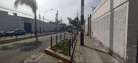 Local industrial para almacén con oficina En Chorrillos