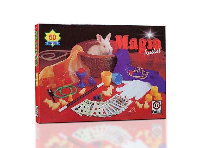 50 TRUCOS DE MAGIA 0