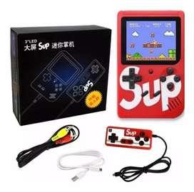 A la venta consolas Sup 400 juegos en 1