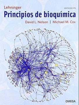 principios de bioquímica Lehninger sexta edición