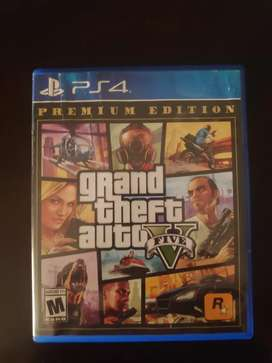 Gta 5 Premium Edition Ps4.
