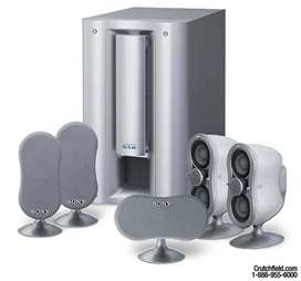 Sistema de parlantes Sony SA-VE835ED