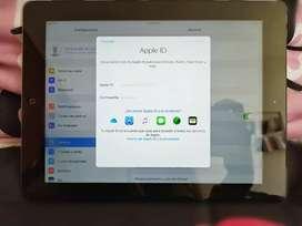 iPad 4 generación con SIM libre de iCloud 16gb