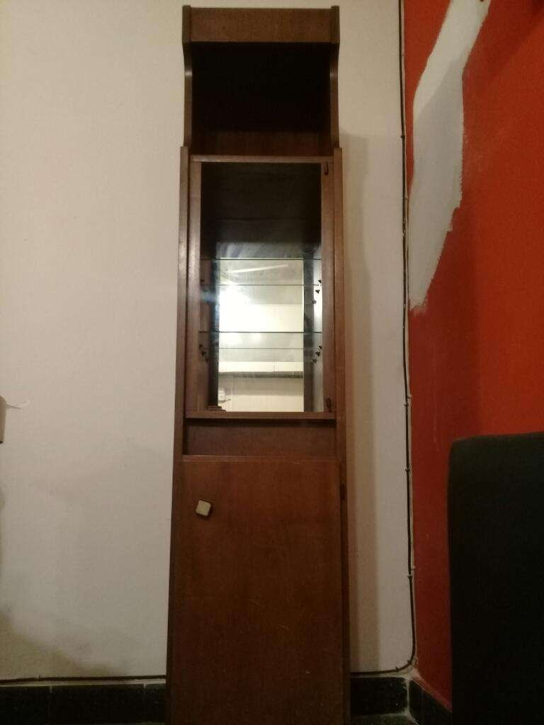Mueble Roble Oscuro 0